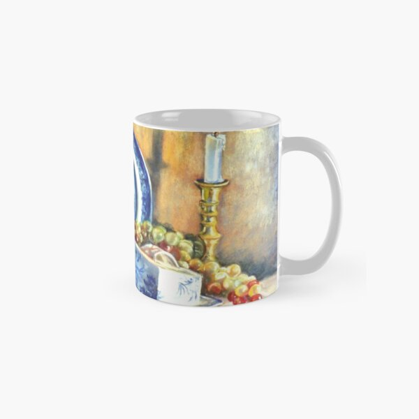 Still Life with Willow Classic Mug
