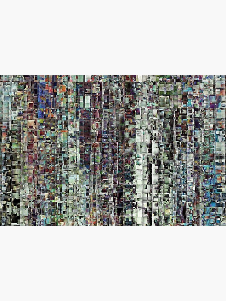 Abstract Chaotic Pattern by perkinsdesigns