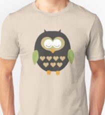 Sleeping owl  Unisex T-Shirt