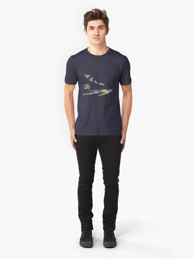 """""""Savasana - 2013 for products"""" T-shirt by karmym   Redbubble"""