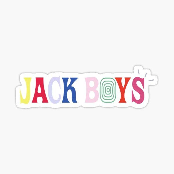 JACK BOYS Travis Scott JackBoys Sticker