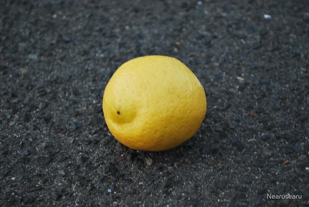 Bitter Lemon by Nearusearu