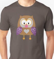 Ugly owl  Unisex T-Shirt