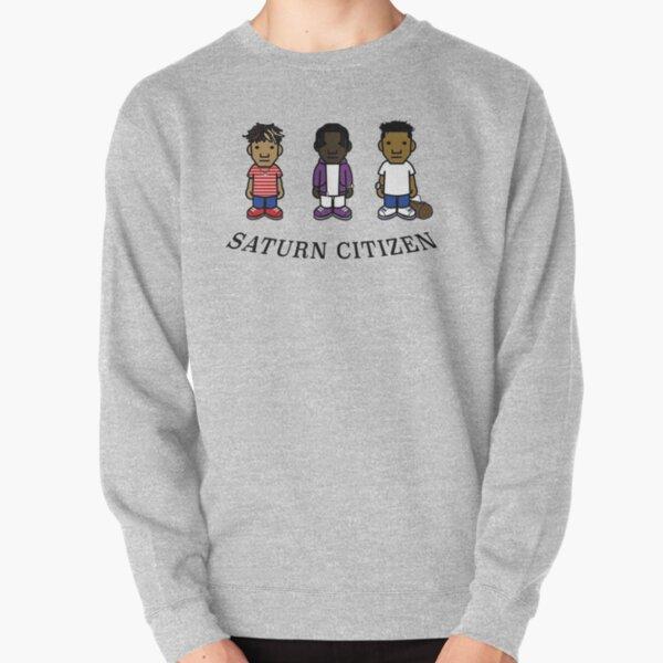 Saturn Citizen Azur Mussy Bushi Sweatshirt épais