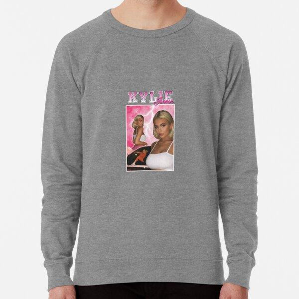 Graphique de Kylie Jenner des années 90 Sweatshirt léger