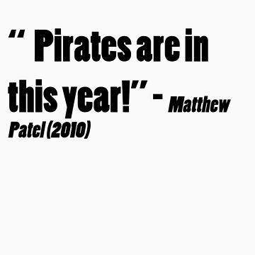 Matthew Patel Quote by thealexisdesign