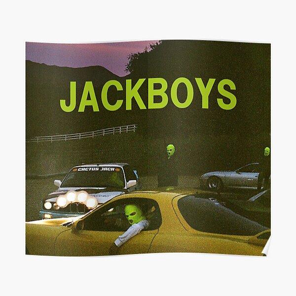 JACKBOYS MERCH Poster