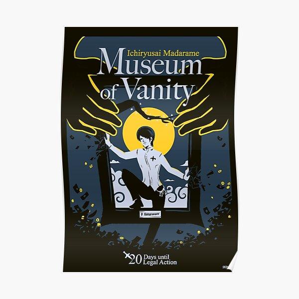 Musée de la vanité Poster