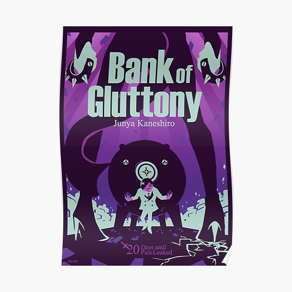 Bank of Gluttony Poster