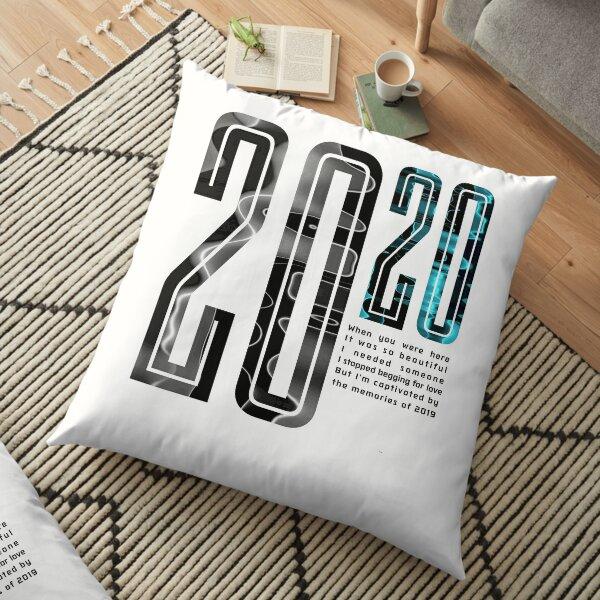 2020 Floor Pillow