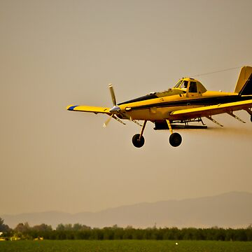 Crop Dusting by BaldUgly1
