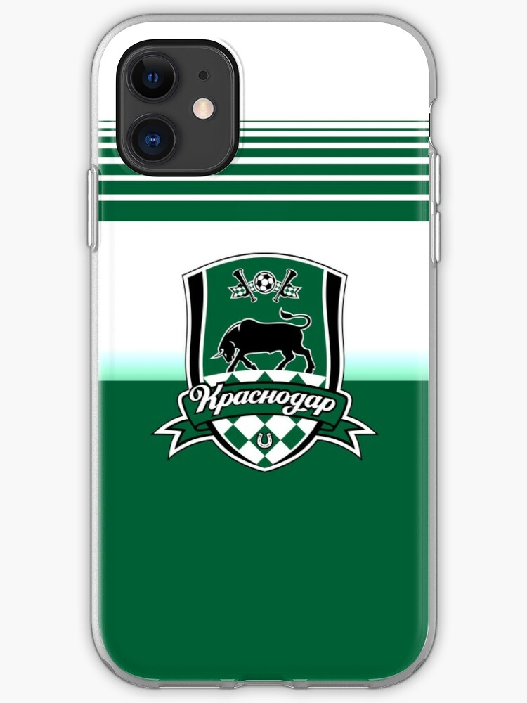 Krasnodar Sport Fans Ultras Hooligans Iphone Case Cover By Thestarrysky Redbubble