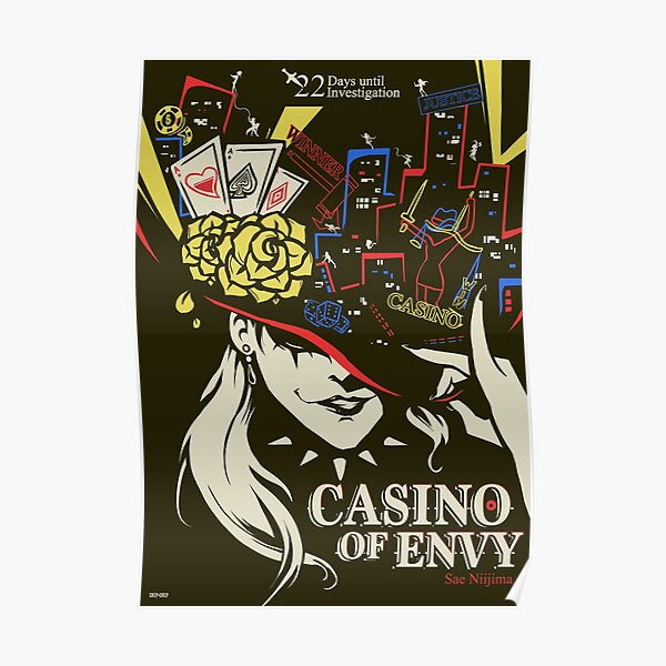 Casino of Envy Poster