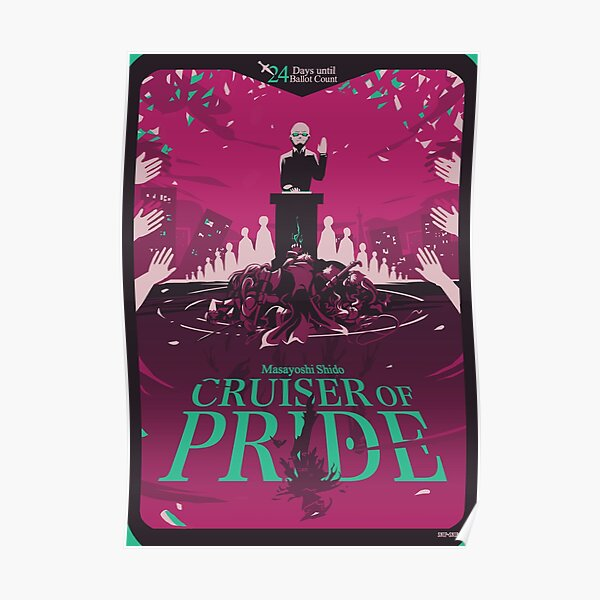 Cruiser of Pride Poster