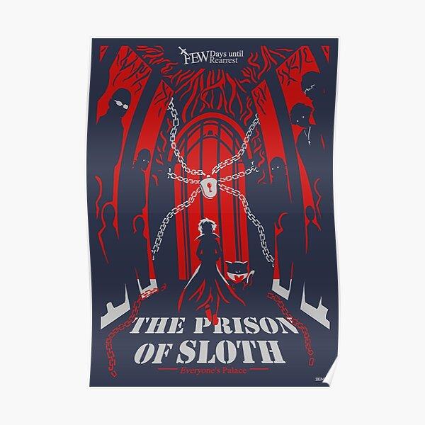 Prison de paresseux Poster
