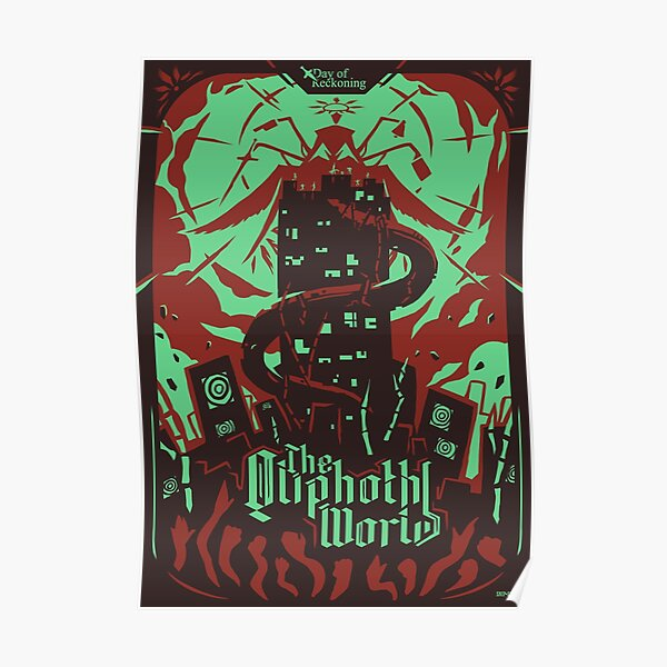 The Qliphoth World Poster