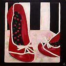 red & sweet by Cat-Von-Art