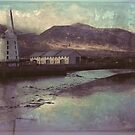 Blennerville Windmill faded  by Paul Woods