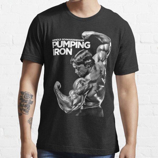 Arnold Schwarzenegger Classic Pumping Iron Essential T-Shirt