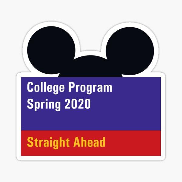 DCP Ahead Sticker
