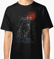 Fuchs in den Sternen Classic T-Shirt