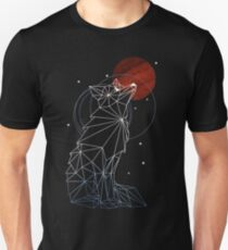 Fox in the Stars Unisex T-Shirt