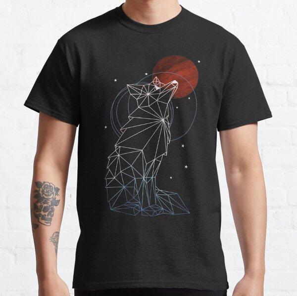 Fox en las estrellas Camiseta clásica