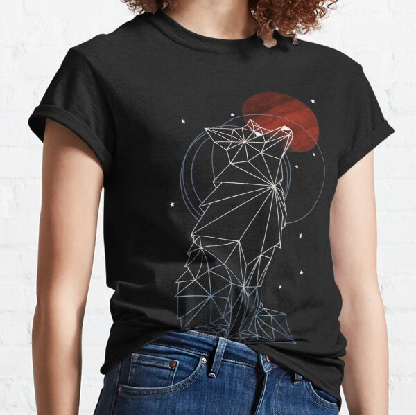Fox in the Stars Classic T-Shirt