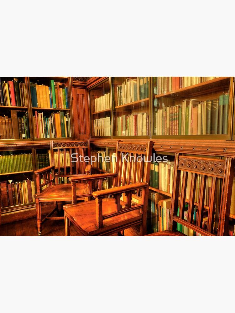John Rylands Library (HDR) 2 by stephenknowles