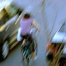 Splitting Traffic by Lee Donavon Hardy