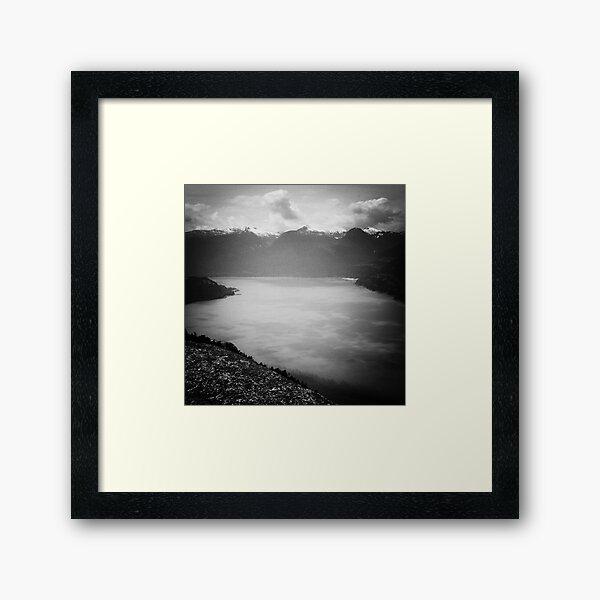 The Inland Sea Framed Art Print