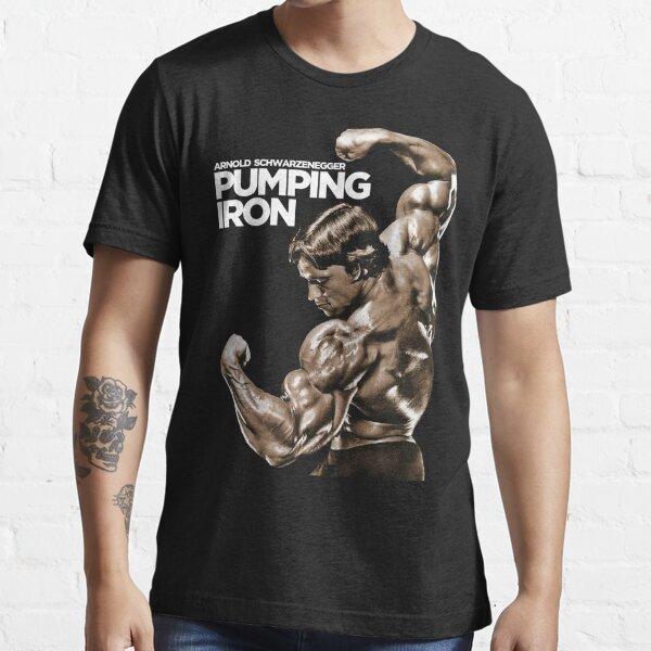 Fer à repasser classique Arnold Schwarzenegger T-shirt essentiel