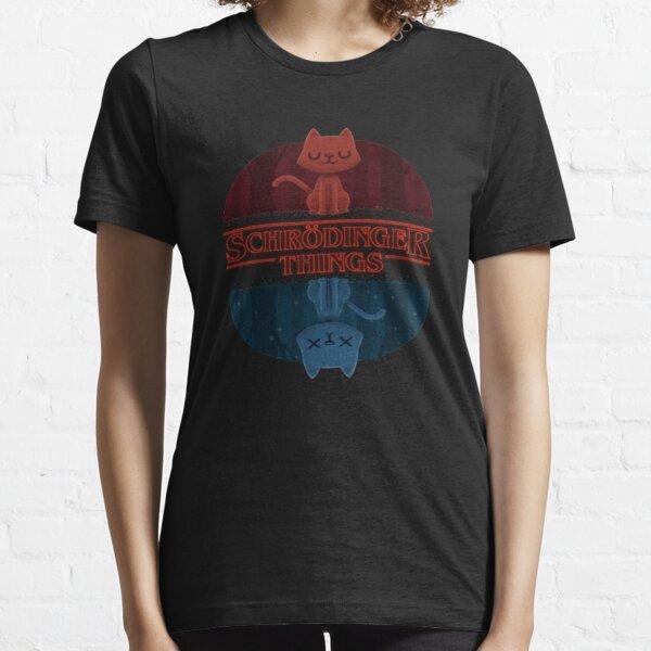 SCHRÖDINGER DINGE Essential T-Shirt