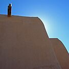 Adobe Building, Detail 6, New Mexico by VoxOrpheus