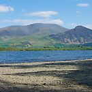 Skiddaw, The Lake District by Lou Wilson