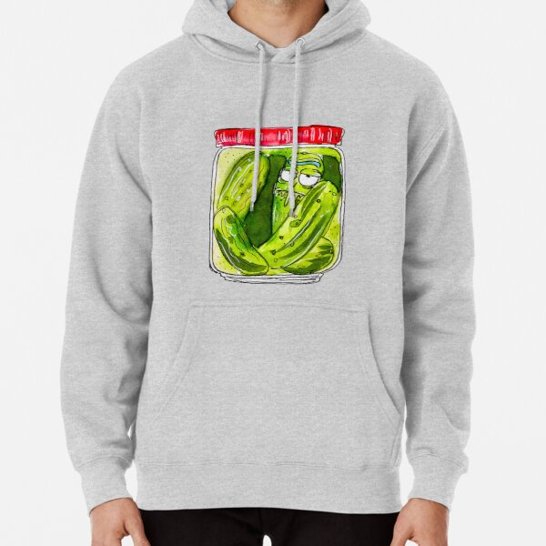 DILL PICKLED RICK  Pullover Hoodie