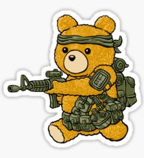 Call of Teddy - Black Ops Sticker