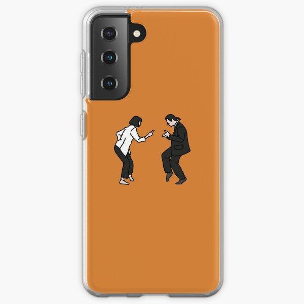 Pulp Fiction Dance Scene Cult Tarantino movie Samsung Galaxy Soft Case