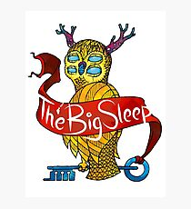 The Big Sleep - SXSW Photographic Print