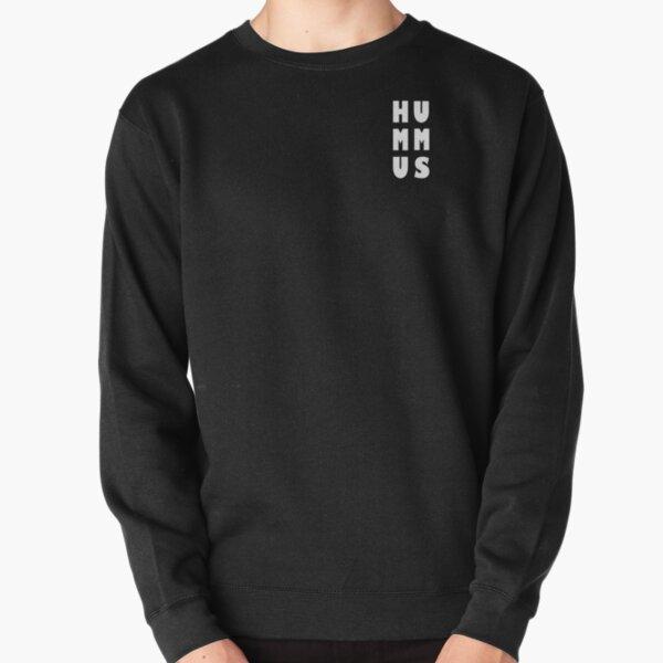 Hummus Pullover Sweatshirt