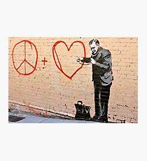 Banksy - Doctor Love - San Francisco, CA 2010 Photographic Print