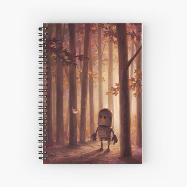 Threshold Spiral Notebook
