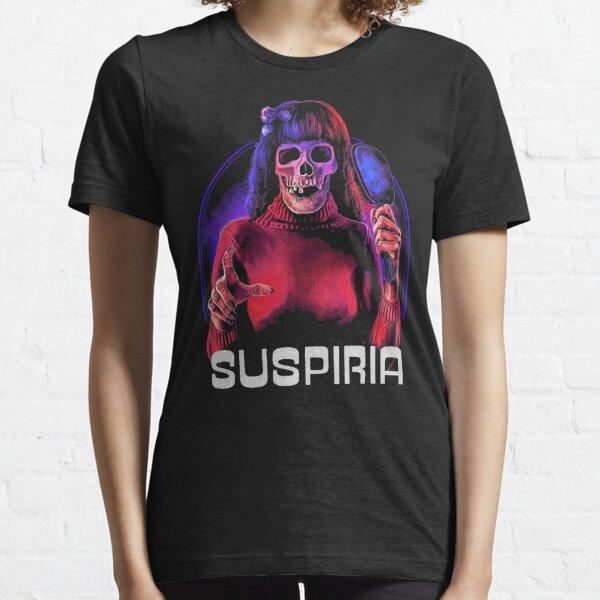 """Suspiria - """"Skull Girl"""" 【Horror】 Design (1977) Essential T-Shirt"""