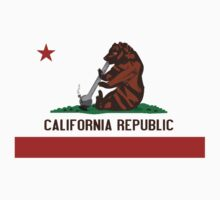 Funny Shirt - California State Flag