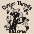 Funny Shirt - Cover Bands by MrFunnyShirt