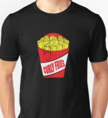 Funny Shirt - Curly Fries T-Shirt