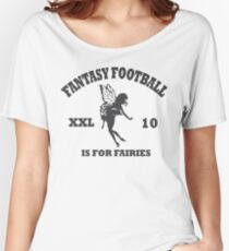 Funny Shirt - Fantasy Football Women's Relaxed Fit T-Shirt
