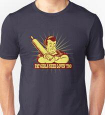 Funny Shirt - Fat Girls Unisex T-Shirt