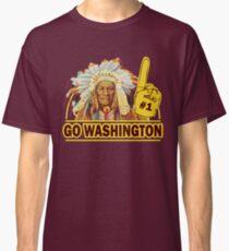 Funny Shirt - Go Washington Classic T-Shirt