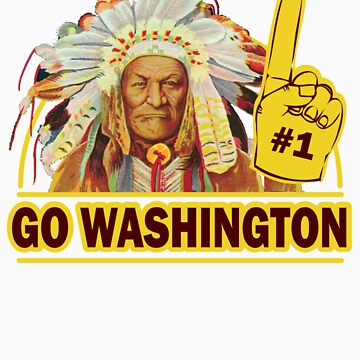 Funny Shirt - Go Washington by MrFunnyShirt